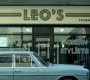 Leo's Barber Shop