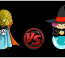 Babidi vs Uranai Baba