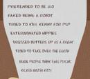 Artigo do mês na South Park Archives