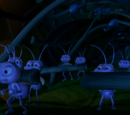 A Bug's Life locations