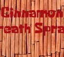 Cinnamon Breath Spray