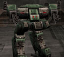 List of Enemies in Armored Core 3