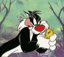 Angry Sylvester