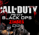 Call of Duty: Petit Black Ops Zombies DS (Name not Done)