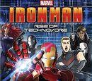 MARVEL COMICS: Marvel Anime Iron Man: Rise of Technovore
