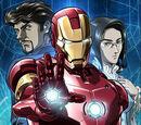 MARVEL COMICS: Marvel Anime Iron Man