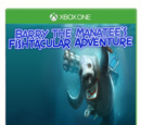 Barry the Manatee's Fishtacular Adventure