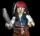 Figurines Pirates des Caraïbes