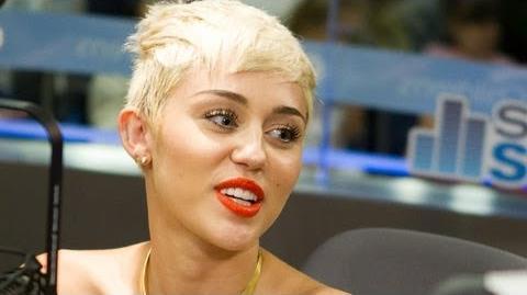 Miley Cyrus Talks Twerking Interview On Air with Ryan Seacrest