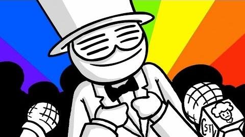 EVERYBODY DO THE FLOP (asdfmovie song)