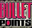 Bullet Points Vol 1