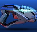Pistola de arcos