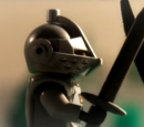 Unnamed Crown Knight (Adventures of Lego Minecraft)