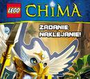LEGO Legends of Chima: Zadanie: Naklejanie! (2014)