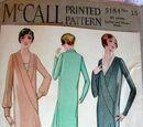 McCall 5184 A