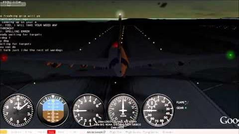 GEFS Flight Simulator