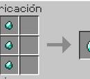 Fragmento de diamante
