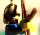 Blue Archer (Adventures of Lego Minecraft)