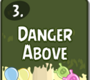 Danger Above