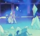 Yusuke Urameshi, Kurama, Hiei y Kazuma Kuwabara vs Yakumo