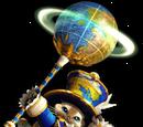 Star Cat Armor (MH4)