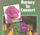 Barney & the Backyard Gang: Barney in Concert