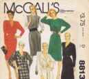 McCall's 8813 A