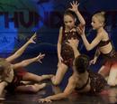 De bailarinas a coristas