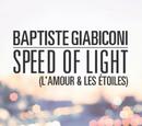 Speed of light (L'amour et les étoiles)
