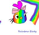 Rainbow Birdy