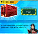 Mystic Dino Cage