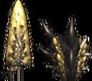 MH3U - Épée et Bouclier - Radius en or