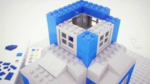 Build A Chrome Experiment with LEGO®