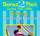 Barney's Exercise Circus & Parade of Numbers (VHS)