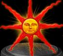 Guerrero de la Luz Solar