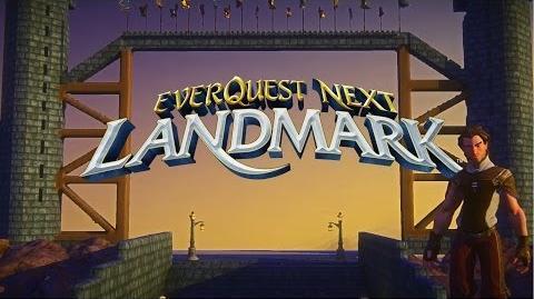 Matt Hadick/EverQuest Next Landmark Starter's Guide