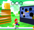 Worlds in Super Mario 3D Land