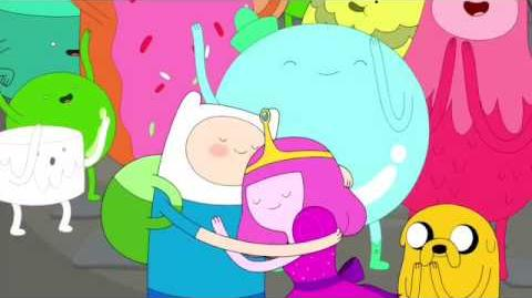 Adventure Time - When You Are a Princess
