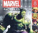 Marvel Fact Files Vol 1