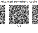 Advanced Day/Night Cycle Example