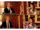 How I Met Your Mother - Cobie Smulders - Neil Patrick Harris - Complimenting - Having a conversation - Smile - Appreciating beauty - Surprised.jpg