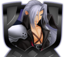 Guía de Kingdom Hearts/Sephiroth (Boss)