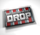 RM 1,000,000 Money Drop