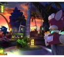Sonic Unleashed (Xbox 360/PlayStation 3) sprites