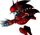 Metal Sonic Kai