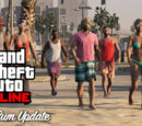Updates in GTA V
