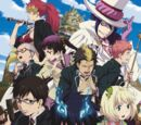 Blue Exorcist/Episodes