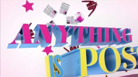 """""""Anything Is Possible"""" Lyric Video"""