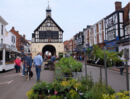 Bridgnorth - Old Market Hall - geograph org uk - 1323006.jpg