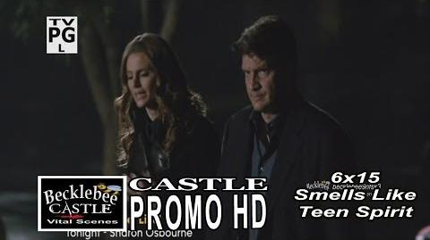 "Castle 6x15 Promo ""Smells Like Teen Spirit"" (HD)"